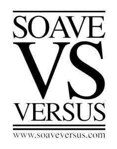 Logo Versus nero trasparente