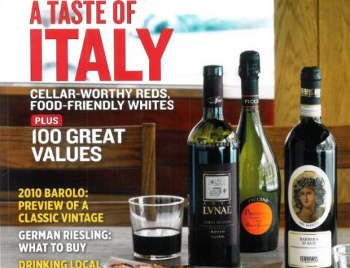 """Four Soave among the 100 wines from the """"Boot"""" that stand out for quality and value, according to Wine Spectator"""