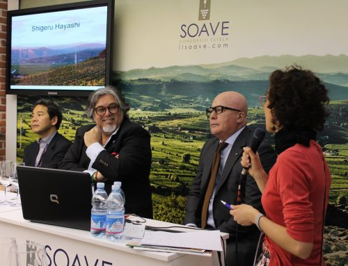 A Soave world: Around the world in 80 minutes.
