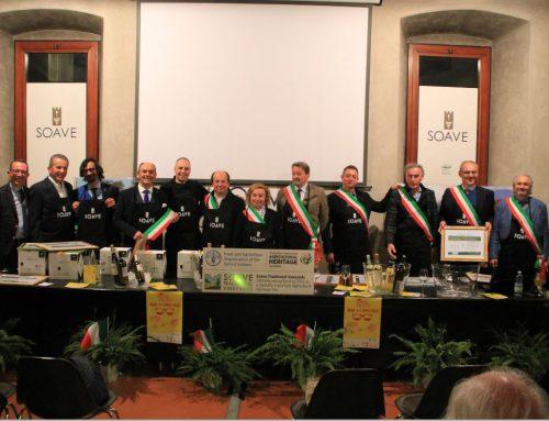 """Nominato il comitato di gestione del sito GIAHS """" Le vigne tradizionali del Soave"""""""