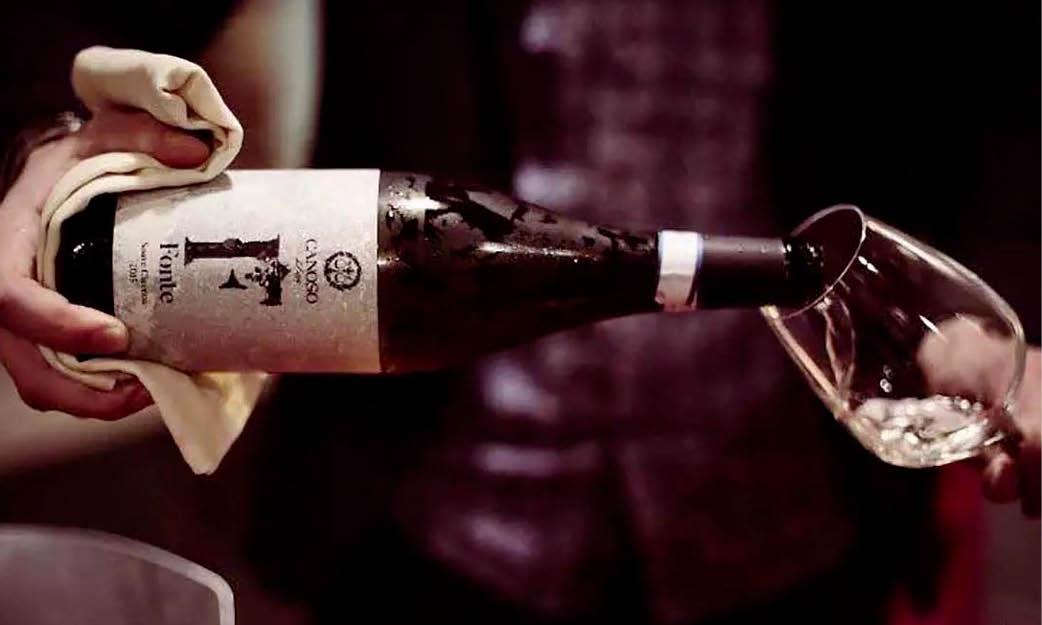 Canoso Drink Soave