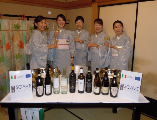 Soave by the Glass in Japan is Unstoppable